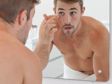Eliminare cearcane barbati