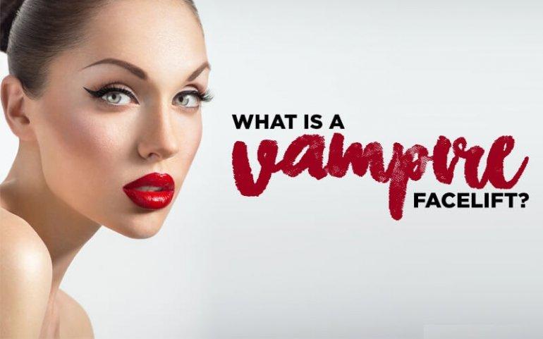 Terapie Vampir PRP