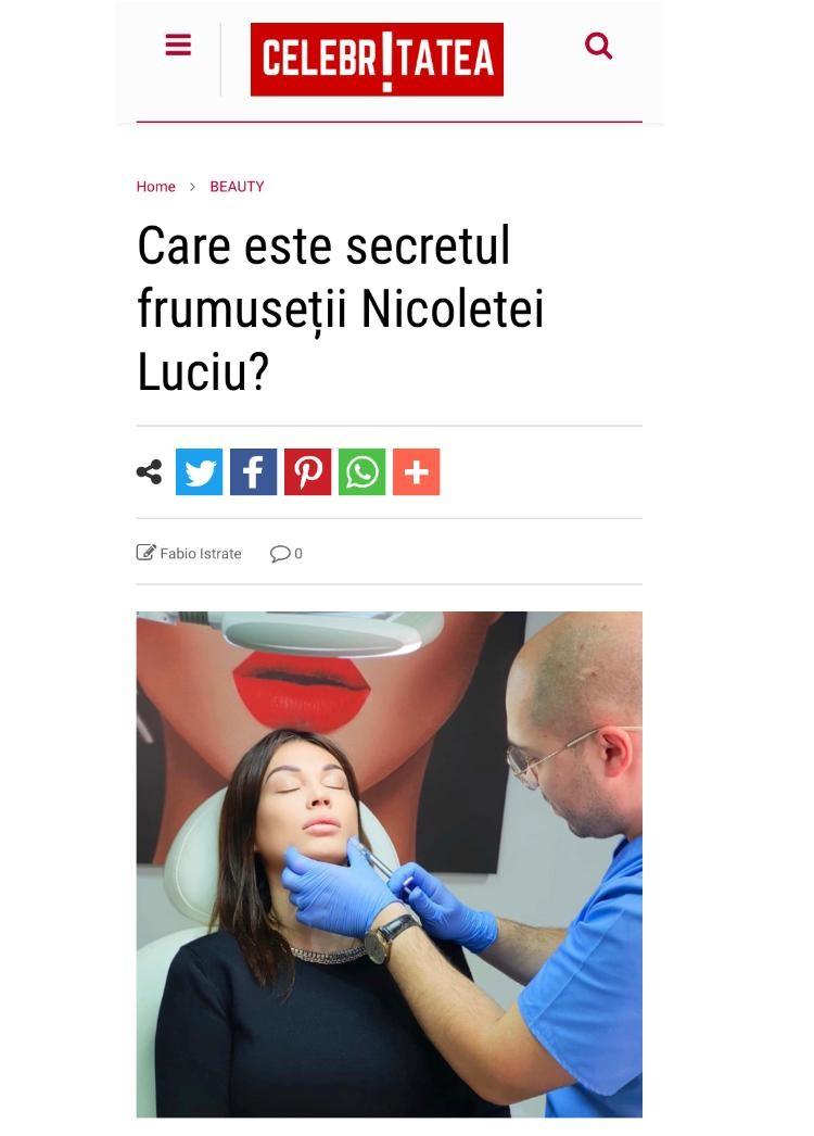 Aparitii media Dr. Alin Bortolini